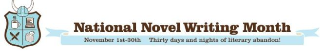 November is National Novel Writing Month!