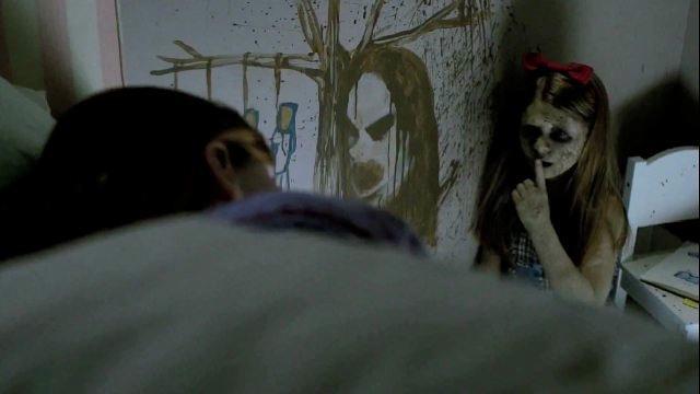 Halloween Town: Sinister Movie Review | Sara Dobie Bauer's Blog