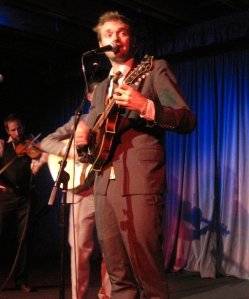 The phenomenal Chris Thile.