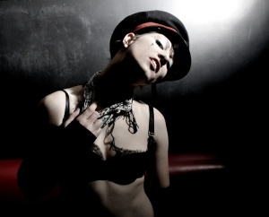 My girlfriend. Amanda Palmer.