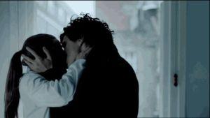 Sherlock-Molly kiss. And tumblr EXPLODES!