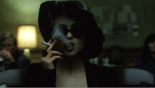 Marla Singer, played by Helena Bonham Carter.