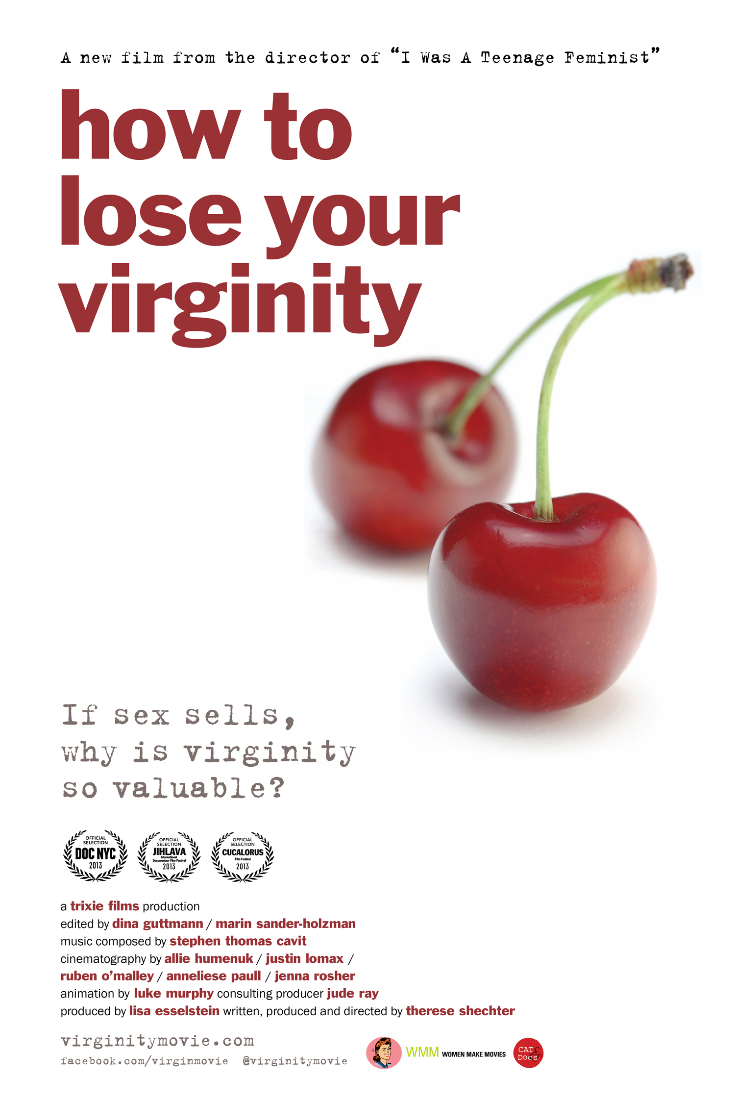 Losing virginity through