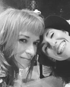 Keri and me.