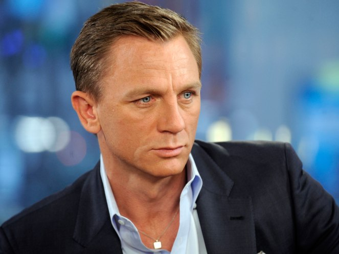 Mmmm Daniel Craig mmmm.